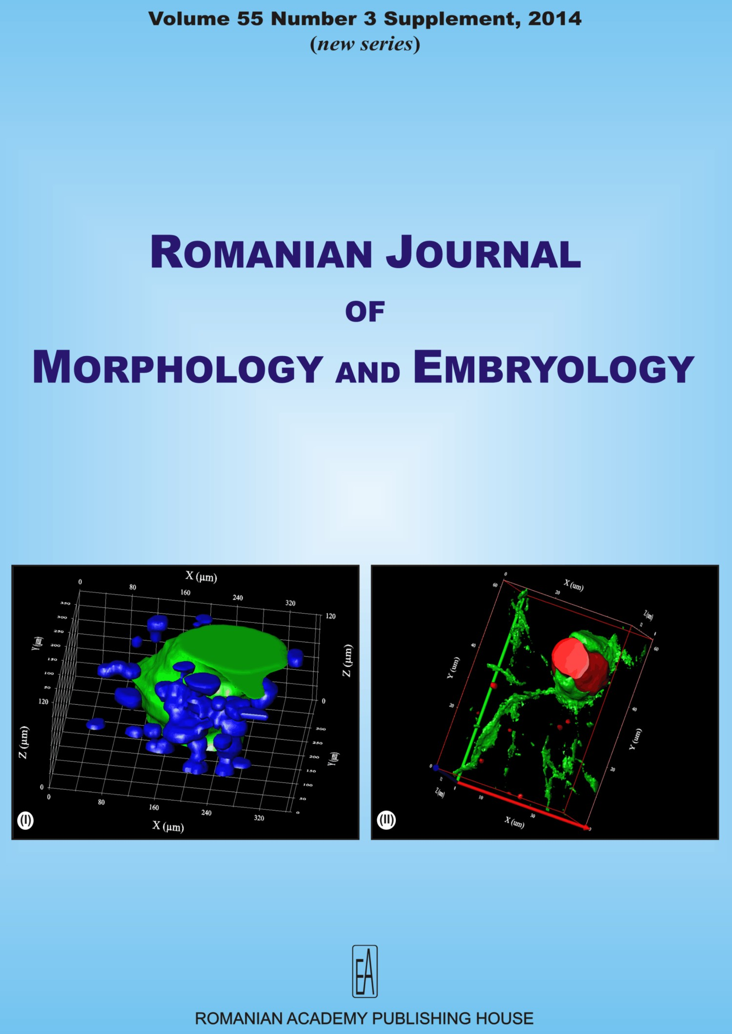 Romanian Journal of Morphology and Embryology, vol. 55 no. 3Suppl, 2014